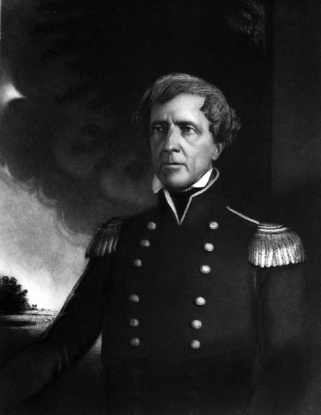 James Lawrence Kearney Commodore of the U.S. Navy