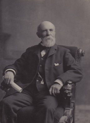 John Hoffman Collamore Traveller and Philanthropist